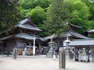 善光寺に参拝した翌日、上田市の北向観音(きたむきかんのん)へ参拝しました... 長野県 北向観音